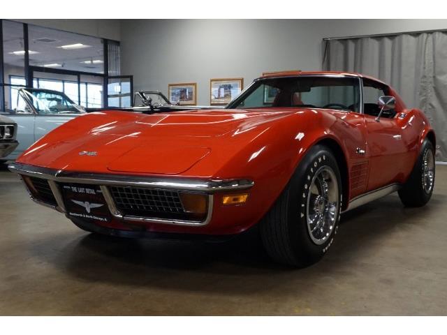 1972 Chevrolet Corvette (CC-1434413) for sale in Chicago, Illinois