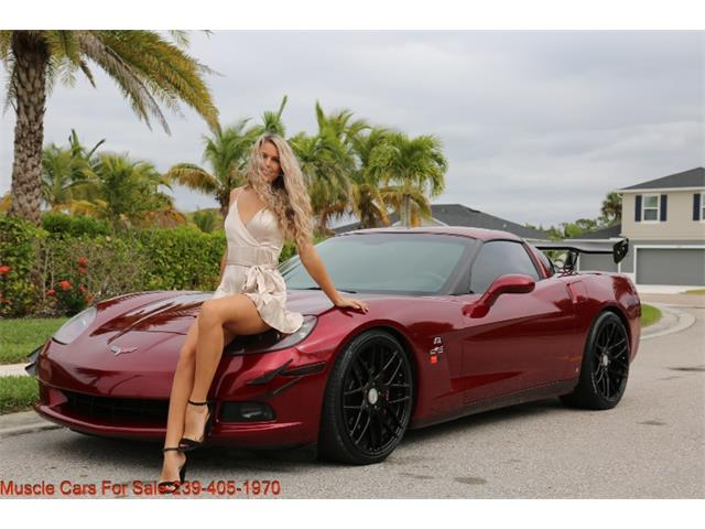 2007 Chevrolet Corvette (CC-1434414) for sale in Fort Myers, Florida