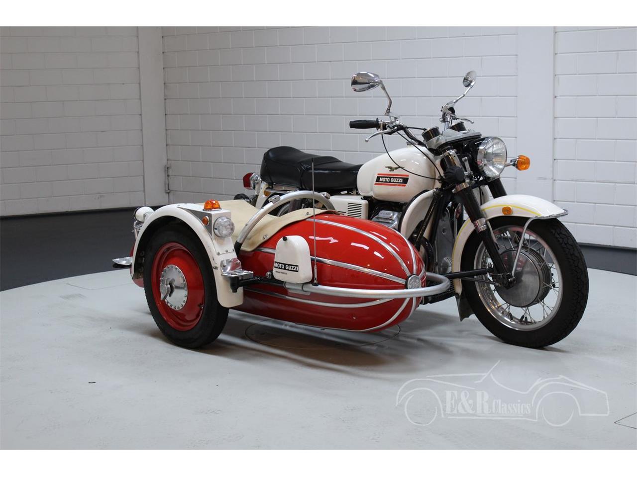 1971 Moto Guzzi Motorcycle