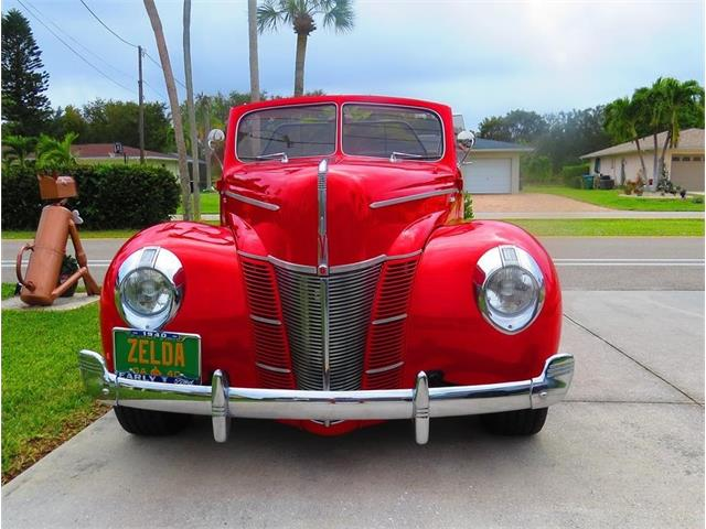 1940 Ford Deluxe (CC-1434435) for sale in Cape Coral, Florida