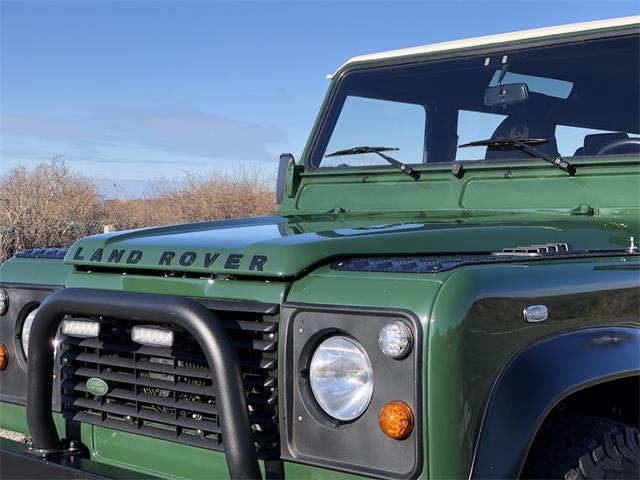 1991 Land Rover Defender (CC-1434439) for sale in SOUTHAMPTON, New York