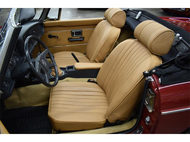 1980 MG MGB (CC-1434441) for sale in Huntington Station, New York