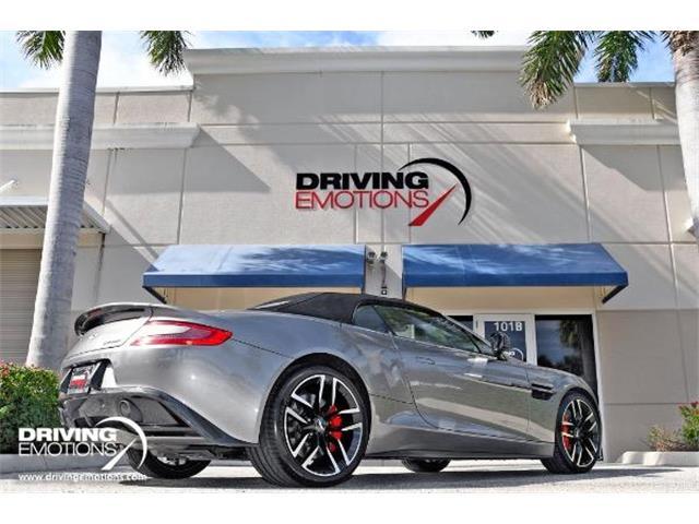 2015 Aston Martin Vanquish (CC-1430445) for sale in West Palm Beach, Florida