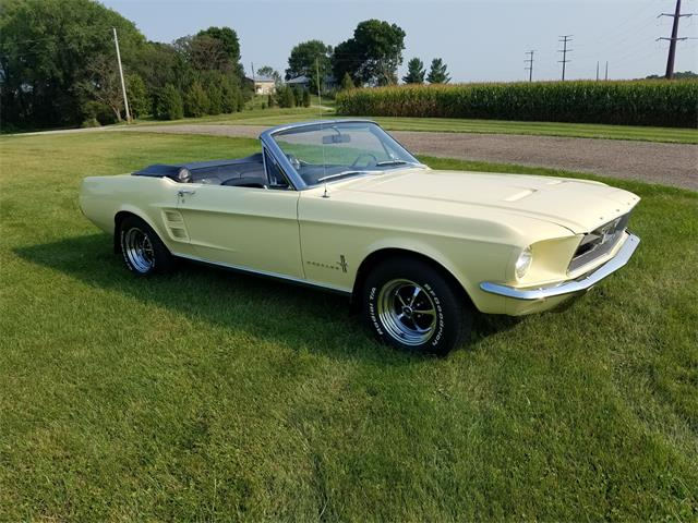 1967 Ford Mustang (CC-1434453) for sale in Rochester, Minnesota