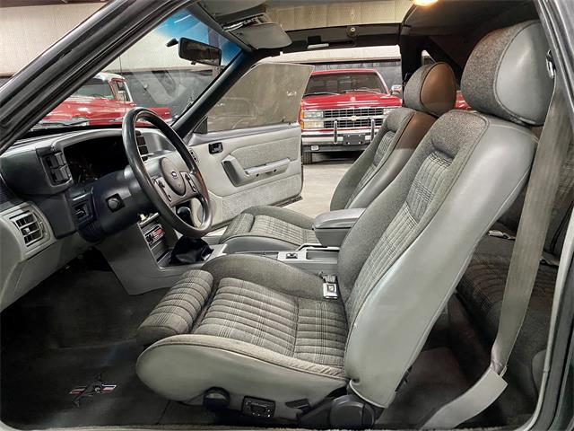 1987 Ford Mustang GT (CC-1434460) for sale in Sherman , Texas