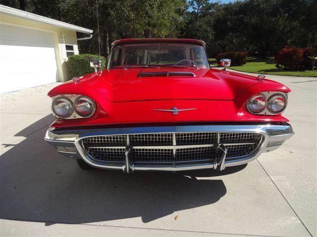 1960 Ford Thunderbird (CC-1434463) for sale in Sarasota, Florida