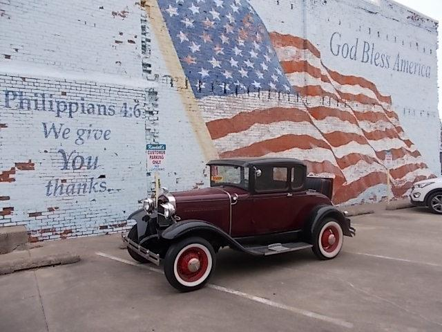1931 Ford Model A (CC-1434465) for sale in Skiatook, Oklahoma