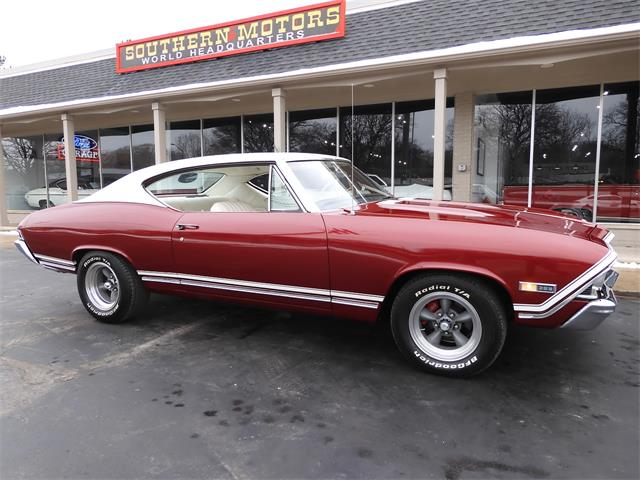 1968 Chevrolet Chevelle SS (CC-1434467) for sale in Clarkston, Michigan