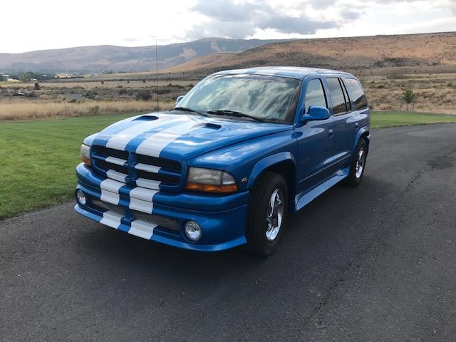1999 Dodge Durango (CC-1434480) for sale in Ellensburg , Washington