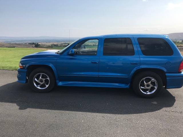 1999 Dodge Durango (CC-1434480) for sale in Ellensburg , Washington