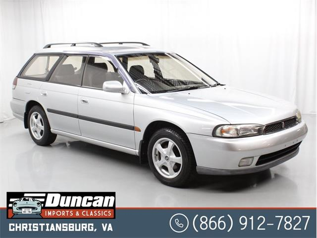 1995 Subaru Legacy (CC-1434483) for sale in Christiansburg, Virginia