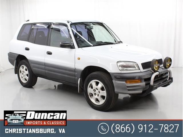 1995 Toyota Rav4 (CC-1434491) for sale in Christiansburg, Virginia