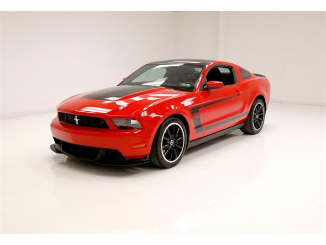 2012 Ford Mustang (CC-1434497) for sale in Morgantown, Pennsylvania