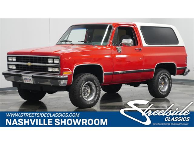 1989 Chevrolet Blazer (CC-1434503) for sale in Lavergne, Tennessee