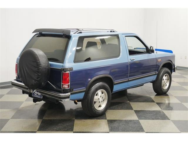 1987 Chevrolet Blazer (CC-1434505) for sale in Lavergne, Tennessee