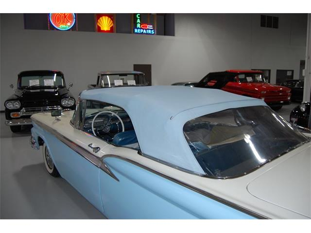 1959 Ford Galaxie 500 Sunliner (CC-1430451) for sale in Rogers, Minnesota