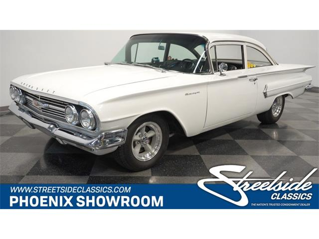 1960 Chevrolet Biscayne (CC-1434511) for sale in Mesa, Arizona