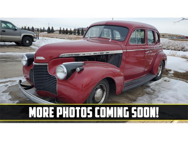 1940 Chevrolet Special Deluxe (CC-1434520) for sale in Mankato, Minnesota