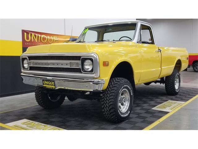 1969 Chevrolet K-10 (CC-1434521) for sale in Mankato, Minnesota