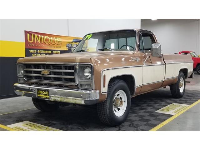 1979 Chevrolet Silverado (CC-1434522) for sale in Mankato, Minnesota