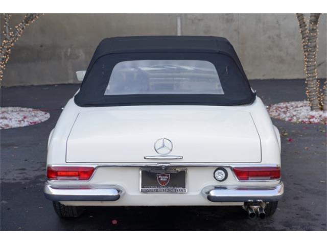 1968 Mercedes-Benz 250SL (CC-1434525) for sale in Beverly Hills, California