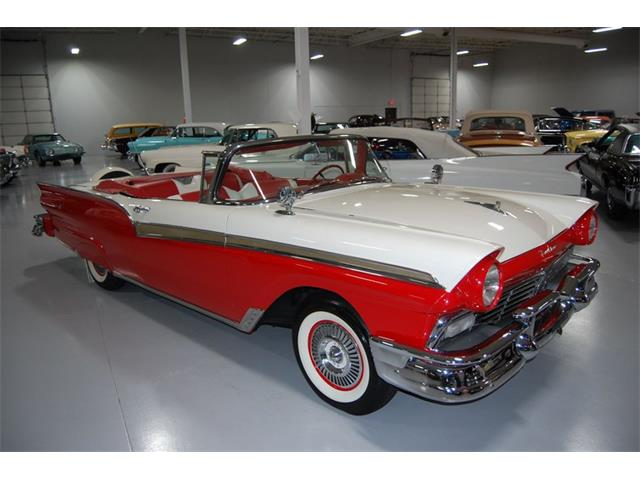 1957 Ford Fairlane 500 (CC-1430453) for sale in Rogers, Minnesota