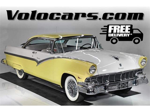 1956 Ford Victoria (CC-1434531) for sale in Volo, Illinois