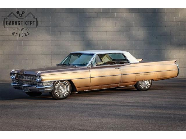 1964 Cadillac DeVille (CC-1434537) for sale in Grand Rapids, Michigan