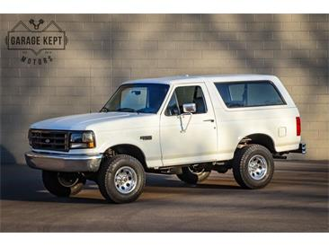 1996 Ford Bronco (CC-1434538) for sale in Grand Rapids, Michigan