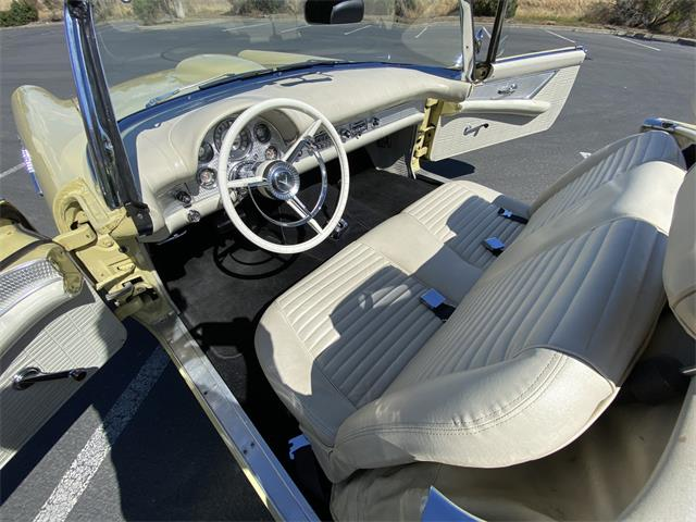 1957 Ford Thunderbird (CC-1434543) for sale in Fairfield, California