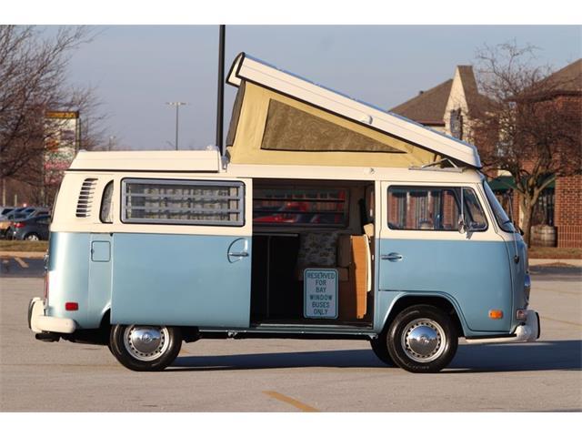 1972 Volkswagen Westfalia Camper (CC-1434546) for sale in Alsip, Illinois