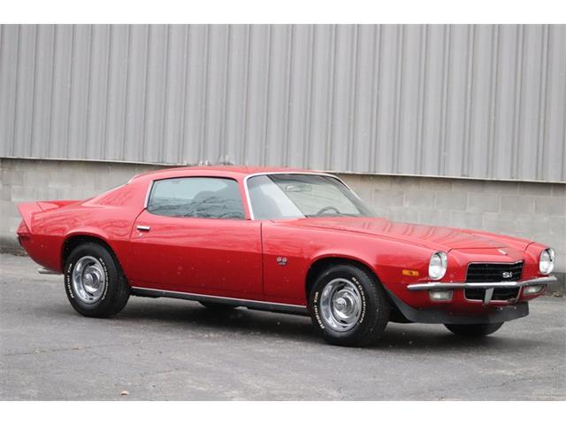 1972 Chevrolet Camaro SS (CC-1434547) for sale in Alsip, Illinois