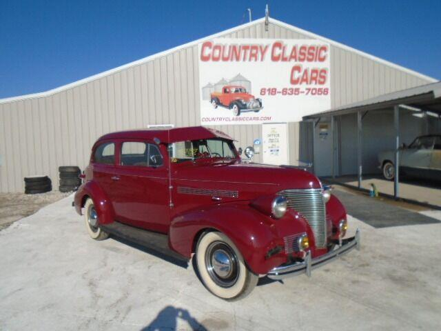 1939 Chevrolet Deluxe (CC-1434548) for sale in Staunton, Illinois