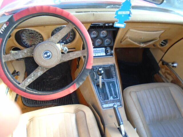 1976 Chevrolet Corvette (CC-1434549) for sale in Staunton, Illinois