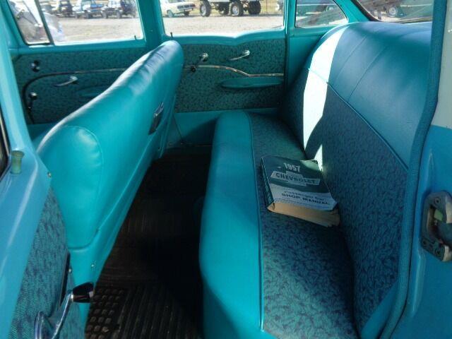 1957 Chevrolet Bel Air (CC-1434554) for sale in Staunton, Illinois