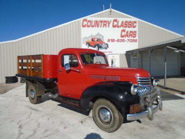 1946 Chevrolet 3600 (CC-1434560) for sale in Staunton, Illinois