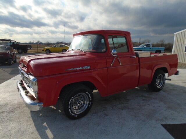 1960 Ford F100 (CC-1434564) for sale in Staunton, Illinois