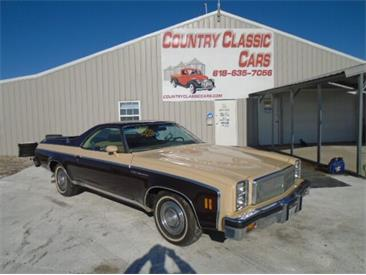 1977 Chevrolet El Camino (CC-1434565) for sale in Staunton, Illinois