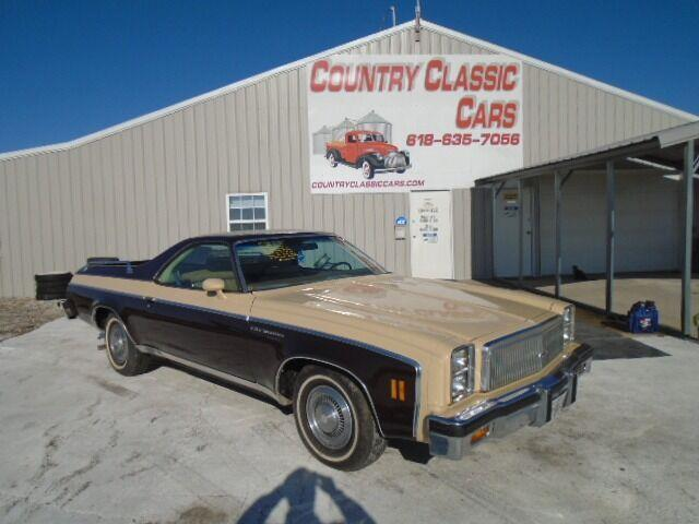1977 Chevrolet El Camino (CC-1434565) for sale in Staunton, Illinois