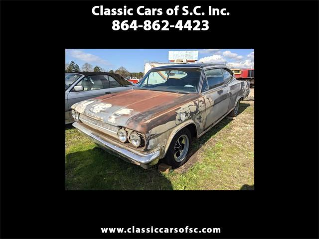 1965 Rambler Marlin (CC-1434571) for sale in Gray Court, South Carolina