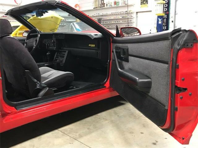 1990 Chevrolet Camaro (CC-1434578) for sale in Addison, Illinois