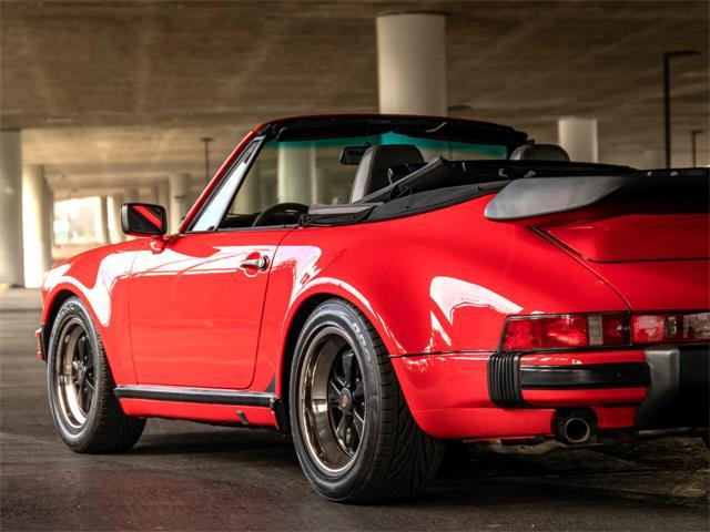 1985 Porsche 911 (CC-1434580) for sale in Marina Del Rey, California