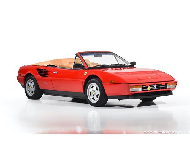 1986 Ferrari Mondial (CC-1434588) for sale in Farmingdale, New York