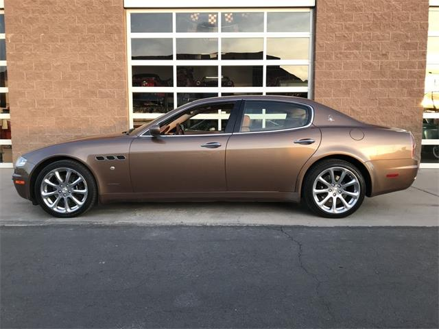 2005 Maserati Quattroporte (CC-1434596) for sale in Henderson, Nevada