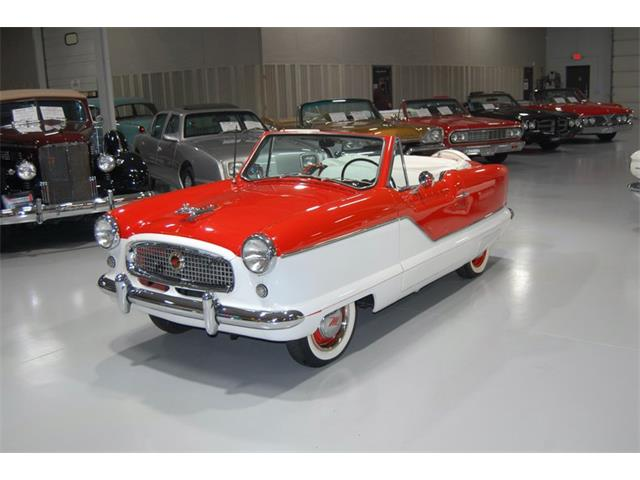 1961 Nash Metropolitan (CC-1430461) for sale in Rogers, Minnesota