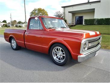 1969 Chevrolet C/K 10 (CC-1434610) for sale in Greensboro, North Carolina