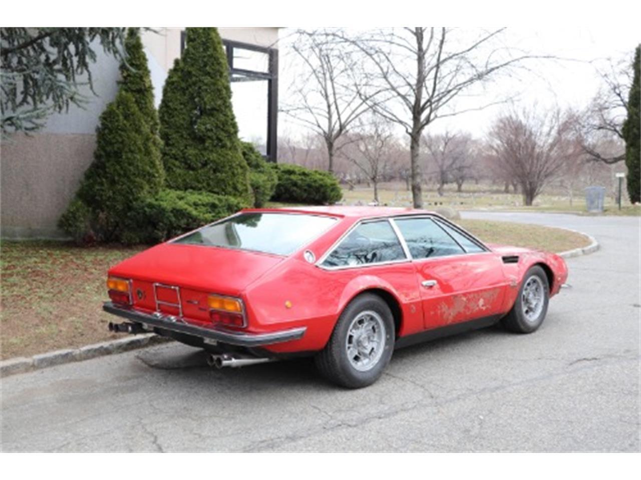 1973 Lamborghini Jarama 400