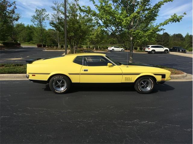 1972 Ford Mustang (CC-1434623) for sale in Greensboro, North Carolina