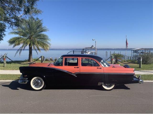 1956 Ford Fairlane (CC-1430463) for sale in Cadillac, Michigan