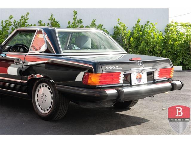 1989 Mercedes-Benz SL-Class (CC-1434631) for sale in Miami, Florida